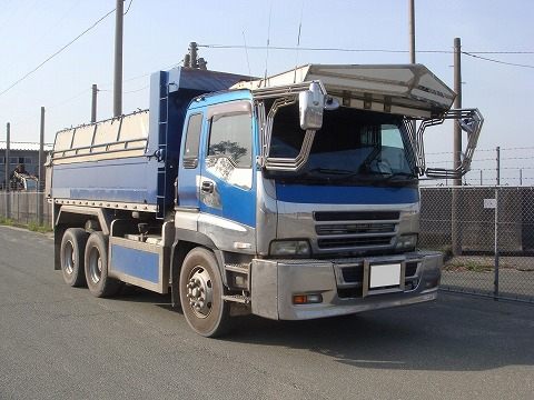 いすゞ いすゞ ギガ ダンプ : 55used-truck.com